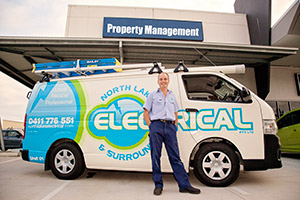 Electrical services for Property Management - Rental Agents