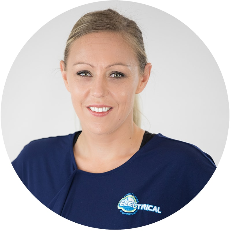 Hayley Mason | North Lakes & Surrounds Electrical | Your Local Electrician