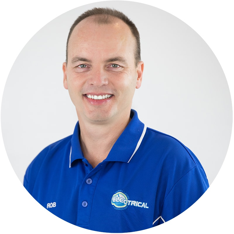 Rob Petho | North Lakes & Surrounds Electrical | Your Local Electrician