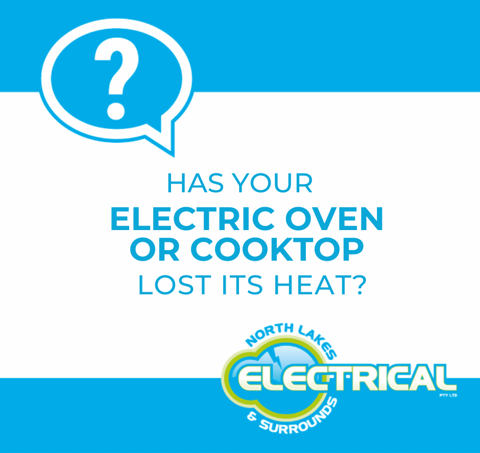 Electric Cooktop & Oven repairs